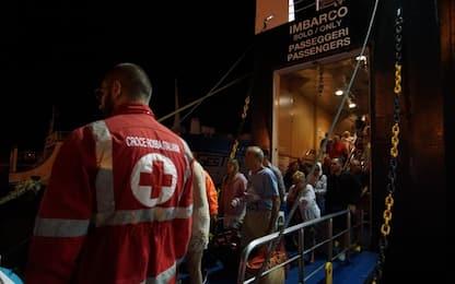 Terremoto Ischia: turisti in fuga
