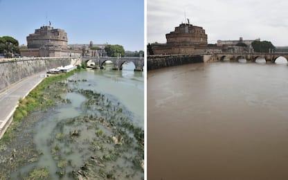 Roma, pressione dell'acqua ridotta di notte: rischi per i piani alti