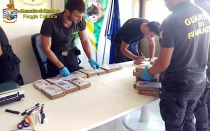 Porto di Gioia Tauro, sequestrati 74 chili di cocaina purissima