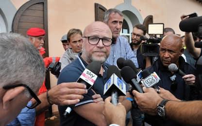 Livorno, polemica Regione-Comune su allerta. Nogarin: era da rosso