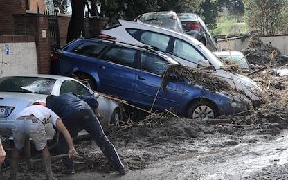 Alluvione Livorno, sale a 7 il numero delle vittime: resta un disperso