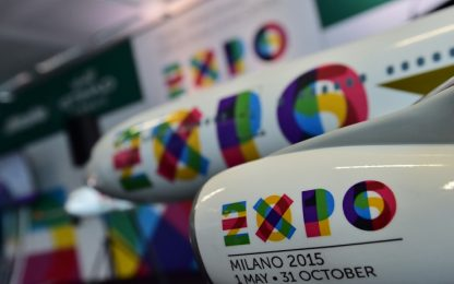 """Milano, Sala: """"Società Expo 2015 presenta un utile di 40 milioni"""""""