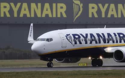 Ryanair, a terra 400mila passeggeri: la lista dei voli cancellati