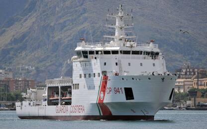 Trapani, dispersi quattro migranti in mare a largo Marettimo