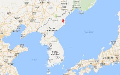"""Sisma in Corea del Nord, Seul: """"Evento naturale, nessun nuovo test"""""""