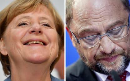 Elezioni Germania: Merkel vince ma cala. Crollo Spd. Bene i populisti