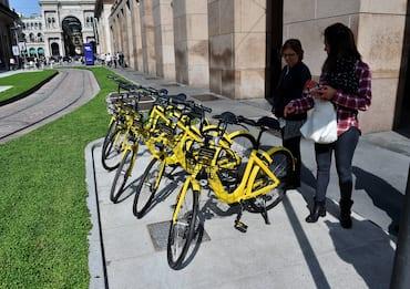 Bike sharing a Milano: tutto quello che c'è da sapere