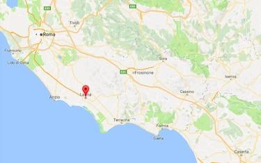 latina_terremoto_google_maps