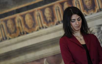 Roma, chiesto il rinvio a giudizio di Virginia Raggi per falso