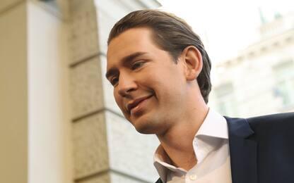Elezioni in Austria, in testa il 31enne conservatore Kurz