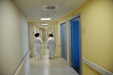 Fotogramma-ospedale