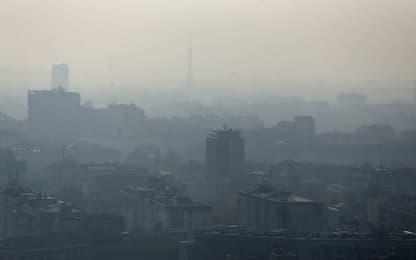 """Smog, allerta in molte città. Coldiretti: """"Allarme siccità"""""""