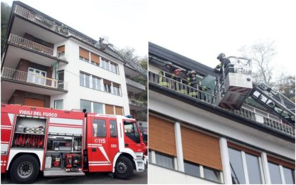 Incendio in appartamento a Como: muore padre e i suoi 4 figli