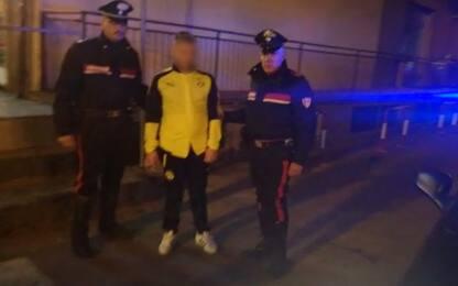 Guardava Napoli-Inter al bar: latitante arrestato ad Agropoli