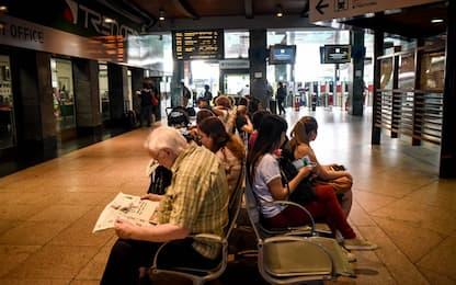 Sciopero, mercoledì 24 luglio disagi per treni e trasporto pubblico