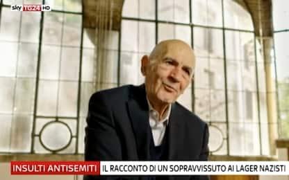 "Sami Modiano, sopravvissuto ad Auschwitz: ""I ragazzi devono sapere"""