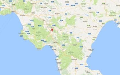 Terremoto 3.8 in provincia di Salerno, scuole chiuse in diversi comuni