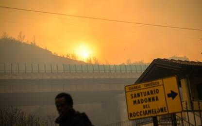 Incendi in Piemonte, evacuate centinaia di persone