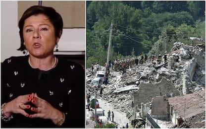 """Terremoto, De Micheli a Sky TG24: Non abbiamo """"deportato"""" nessuno"""