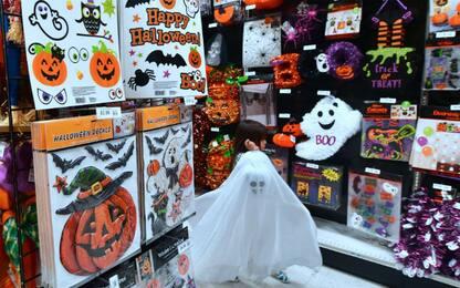 La festa di Halloween aiuta i bambini a esorcizzare la paura