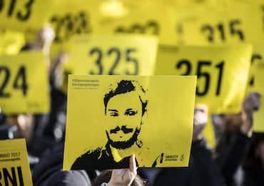 """Omicidio Giulio Regeni, Il Cairo: """"Nuova squadra investigativa"""""""