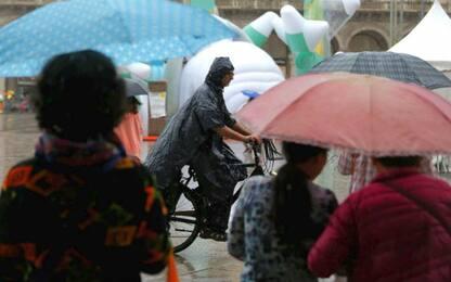 Maltempo: Lazio, allerta gialla per sabato 27 ottobre