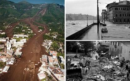 Le 10 alluvioni con più vittime dal 1900