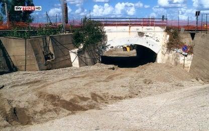 Rischio idrogeologico in Calabria: lidi costruiti su foce del torrente