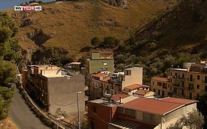 Rischio idrogeologico: a Palermo case costruite su un canale