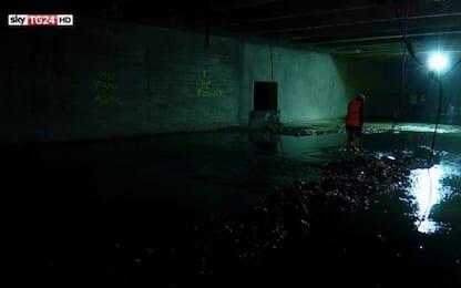 Alluvioni Genova: tra le cause anche i torrenti coperti dalle strade