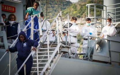 Nave migranti, 26 donne morte a bordo