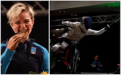 Bebe Vio vince l'oro nel fioretto ai Mondiali paralimpici di scherma