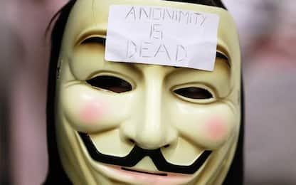 Anonymous, furto di dati sensibili a istituzioni italiane e europee