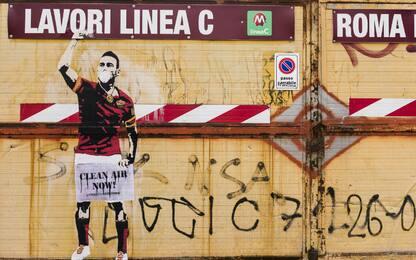 Street art contro inquinamento