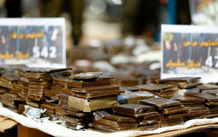 Napoli Droga Sequestrati Oltre 300 Chili Di Hashish Sky Tg24