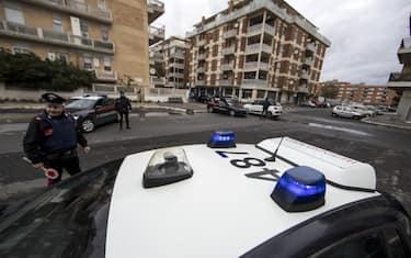 carabinieri-ostia-ansa