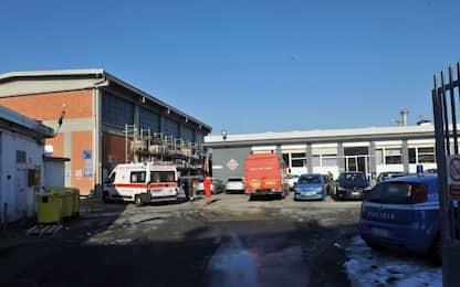 Esplosione in una ditta di prodotti chimici a Torino: due ustionati