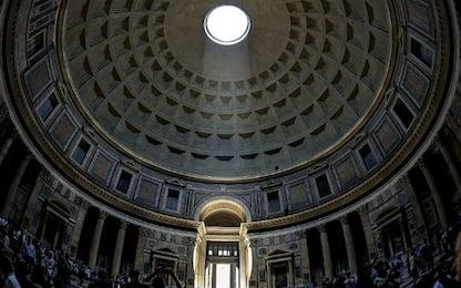 Pantheon, ingresso a pagamento: dal 2 maggio la visita costerà 2 euro