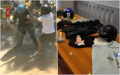 Casapound, nove condanne per gli scontri con la polizia del 2015