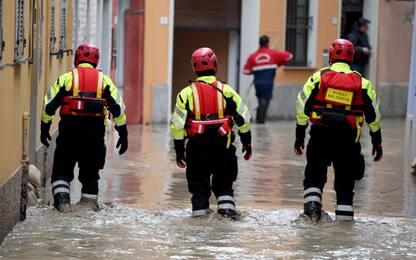 Maltempo, esondazioni in Emilia: evacuate mille persone