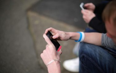 texting-getty