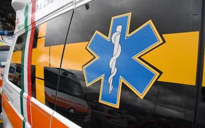 Due ustionati in esplosione cisterna nell'Alessandrino, uno è grave