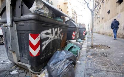 Caserta, azienda non paga i dipendenti: raccolta dei rifiuti ferma