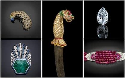 Rubati gioielli da mostra dei Maharaja al Palazzo Ducale di Venezia