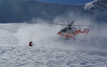 Valanga in Val Venosta travolge sciatori: morte donna e figlia 11enne