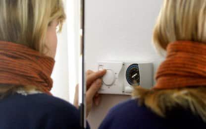 Il 16,1% italiani non può permettersi di riscaldare casa adeguatamente