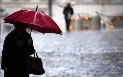Allerta meteo: temporali e venti forti al Centro-Nord