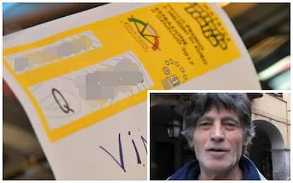 """Pinerolo, vince un milione alla Lotteria Italia: """"Lo do a mia figlia"""""""