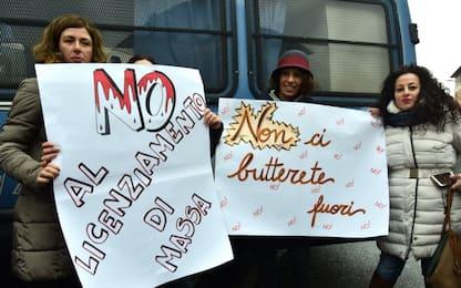 Scuola, scioperano docenti infanzia e primaria: sit-in e proteste