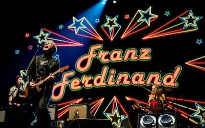 """""""Feel The Love Go"""", il nuovo singolo di Franz Ferdinand"""